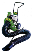 Model LC800EZ Leaf Cycler Leaf Vacuum, Includes 2.5 Bushel Collection Bag, Hose, And Pickup Nozzle
