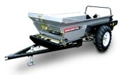 WLMS80 Manure Spreader - Ground Driven