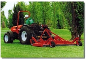 C70 Series Befco Grooming/Finishing Mowers C70-110A With 110 Inch Cutting Width