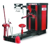 Model HIT 9000 Coats Truck Tire Changer For Both Tube Type and Tubeless Type Tires