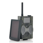 CVZM-OG28 Game Hunting Camera W/Solar Panel, Motion Detection