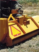 C172 Vrisimo Mighty Max Flail Mower 70 Inch Cutting Width