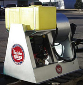 BJLJ-8H-20 Little John Skid Mount Mistblower Engine Powered
