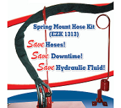 EZ-K013 Spring Mount Hose Kit