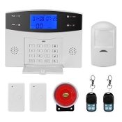 CVAGN-A615 Wireless Or Wired Home Alarm System