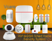 CVAGX-A596 Dual Network Smart Home Security System