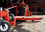 FM60 Fence Line Fence Post Mower