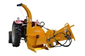 BX122RS Tractor Mounted Wood Chipper 12 Inch Capacity