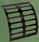 Part No. 912-2409 Standard Slotted Replacment Shredding Screen