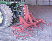 Model RC-6 Rotary Harrow