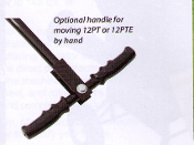 Part No. 108-0082 Optional Pull Handle Kit
