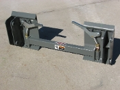 Model 832810 Adapter Plate For Kubota LA Loaders As Listed