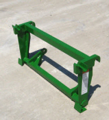 Model 832631 Euro/Global Ag Tractor Loader to JD600/700 Attachments