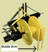 PTWG123 Guide Arm For PTHWW And PTBBWW Hydraulic wire winders