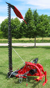 BFT150 Enorossi Sickle Bar Mower 5 Ft. Wide W/Mechanical Lift