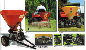Model 103-130 Befco Baby Hop Fertilizer Spreader