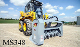 Model WLMS348 Skid Steer Mount, hydraulic powered stump grinder