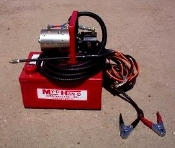 Model MY750145 Portable Mist Fogger, 12 volt powered includes cables