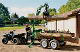 WLLX95PW-WLL301-WLLT30H Log Trailer W/Grapple Arm And Winch
