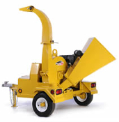 WLBXT4213 Trailer Mounted Wood Chipper