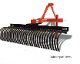 BLR-C48 Befco Three Point Hitch Mount Landscape Rake 48 Inches