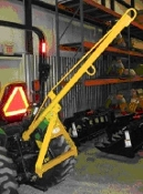 WOC-5 Tractor Crane Boom Three Point Mount