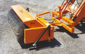 009506 FLB326 York Loader Mount Sweeper 6 Ft. Wide