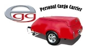 Egg-Stage One Car Towable Cargo Trailer