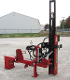 HPD-26QSWO Hydraulic Post Driver Offset Mount Worksaver