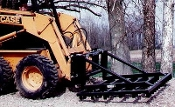 KADW-1095 Dirt Worker Skid Steer Mount Scarifier Seed Bed Prep