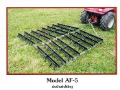 Model AF-5 Adjusta-flex tine harrow