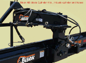 BIKHCN102C Hydraulic Swing Angle Kit Bison NB Blades