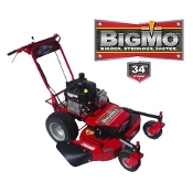 Big Mo 34 Hydro Hydrostatic Drive Commercial Mower Sarlo