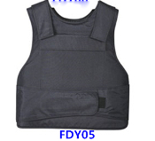 FDY05 Bullet Proof Vest With Front Hard Plate Pocket