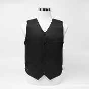 BAAK47 Dress Vest Bullet Proof Vest Concealable NIJ III