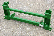 835075 Adapter Plate Euro-Global To JD 400-500 Attachments