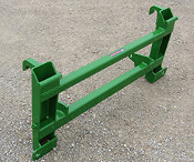 835200 Adapter Plate Euro Global Connection To JD500 Attachments
