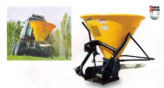 301-400 Befco Turbo Hop Pendular Spreader