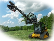 TC6451 Teleclipper Skid Steer Mount Telescopic Tree Clipper