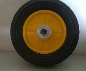 6044-A Plastic 8 Inch rear wheel Mclane 17 Inch Reel Mower