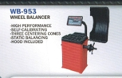 WB-953 Electronic wheel balancer for automotive and motorcycle wheels