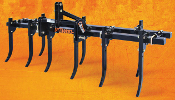 MB0802-9 Bison Three Point Mount 9 Shank Cultivator