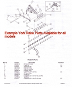 05061610 Reversible Scarifier Point For York RE Scarifier Shank