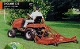 Model C30-RD5A Finishing mower 5 ft. wide with air tires