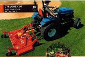 C50-RD6H C50 Befco Grooming Mower With 6 Ft. Wide Cut